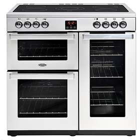 Belling Cookcentre 90E PROF (Stainless Steel)