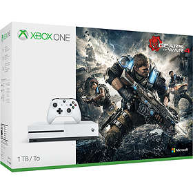 Microsoft Xbox One S 1TB (incl. Gears of War 4)