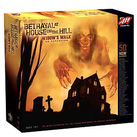 Avalon Hill Betrayal at: House On the Hill: Widows Walk (exp.)