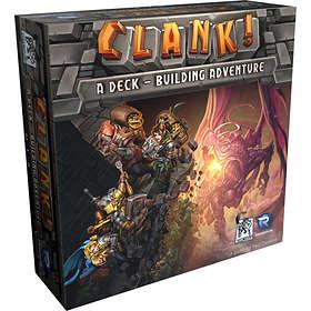 Renegade Game Studio Clank!
