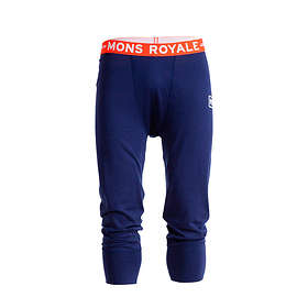 Mons Royale Shaun-off 3/4 Long Johns (Men's)