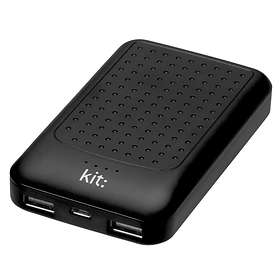 Kit Essentials Range Power Bank 6000mAh