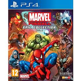 Marvel Pinball - Epic Collection: Volume 1