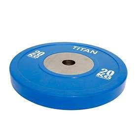 Titan BOX Elite Bumper Plate 20kg