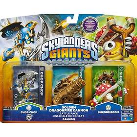 Skylanders Giants - Dragonfire Cannon