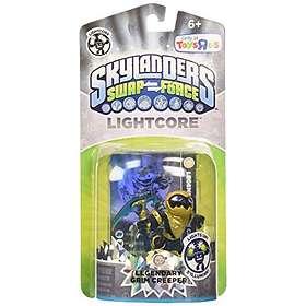 Skylanders Swap Force - Legendary LightCore Grim Creeper