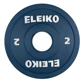 Eleiko IWF Weightlifting Competition Disc 2kg