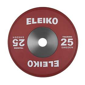 Eleiko IWF Weightlifting Training Disc 25kg