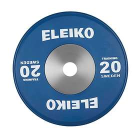 Eleiko IWF Weightlifting Training Disc 20kg