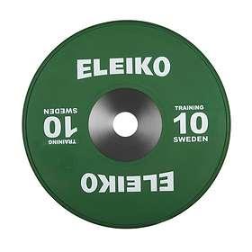 Eleiko IWF Weightlifting Training Disc 10kg