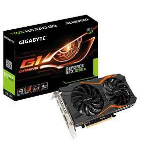 Gigabyte GeForce GTX 1050 Ti G1 Gaming 3xHDMI DP 4GB