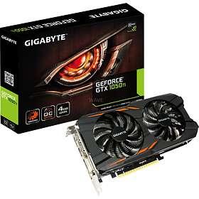 Gigabyte GeForce GTX 1050 Ti Windforce 3xHDMI DP 4GB