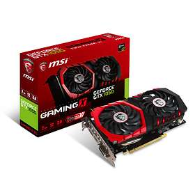 MSI GeForce GTX 1050 Gaming X HDMI DP 2GB
