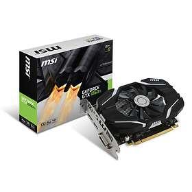 MSI GeForce GTX 1050 Ti OC HDMI DP 4GB