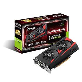 Asus GeForce GTX 1050 Ti Expedition HDMI DP 4GB