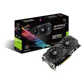 Asus GeForce GTX 1050 Ti Strix Gaming OC HDMI DP 4Go