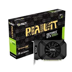 Palit GeForce GTX 1050 Ti StormX HDMI DP 4GB