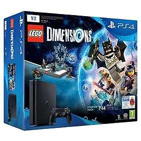 Sony PlayStation 4 Slim 1To (+ Lego: Dimensions)