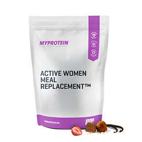 Myprotein Active Woman Meal Replacement 1kg