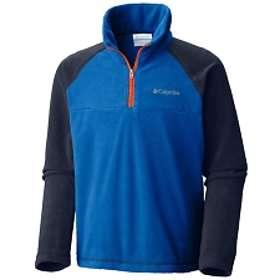 Columbia Glacial Half Zip Fleece Jacket (Pojke)