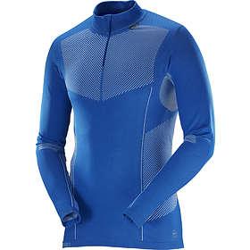 Salomon Primo Warm Seamless Half Zip LS Shirt (Uomo)