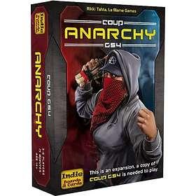 La Mame Games Coup: Rebellion G54 - Anarchy (exp )