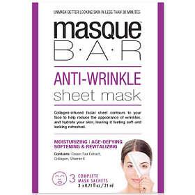 Masque Bar Anti-Wrinkle Sheet Mask 3x21ml