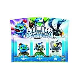 Skylanders Spyro's Adventure - Stealth Elf/Wrecking Ball/Sonic Boom - 3 Pack