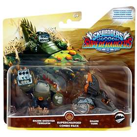 Skylanders SuperChargers - Supercharged Combo Pack 5