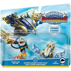 Skylanders SuperChargers - Supercharged Combo Pack