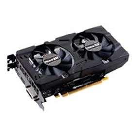 Inno3D GeForce GTX 1050 X2 HDMI DP 2GB