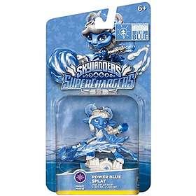 Skylanders SuperChargers - Power Blue Splat