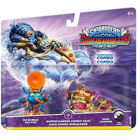 Skylanders SuperChargers - Supercharged Combo Pack 3