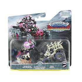 Skylanders SuperChargers - Supercharged Combo Pack 4