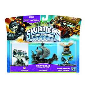 Skylanders Spyro's Adventure - Pirate Seas Adventures Pack