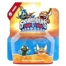 Skylanders Trap Team - Drobit/Trigger Snappy - 2 Pack