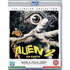 Alien 2: On Earth - The Italian Collection (UK)