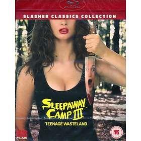 Sleepaway Camp 3: Teenage Wasteland - Slasher Classics Collection (UK)