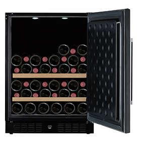 mQuvée WineStore 82 (Svart)