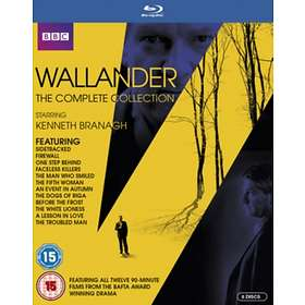 Wallander: The Complete Collection (UK)