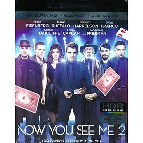 Now You See Me 2 (UHD+BD) (US)