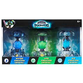Skylanders Imaginators - Water/Life/Air Crystal - 3 Pack