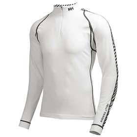 Helly Hansen Stripe LS Shirt Half Zip (Herr)