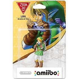 Nintendo Amiibo - Link with Ocarina