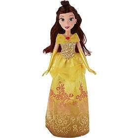 Disney Princess Royal Shimmer Belle Doll B5287