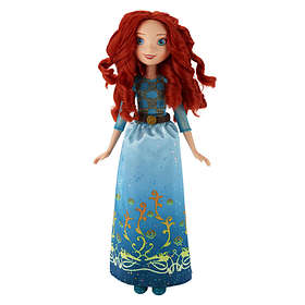 Disney Princess Royal Shimmer Merida Doll B5825
