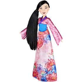 Disney Princess Royal Shimmer Mulan Doll B5827