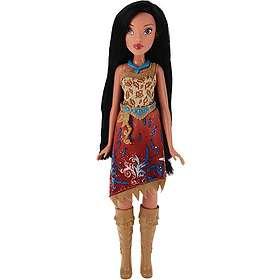 Disney Princess Royal Shimmer Pocahontas Doll B5828