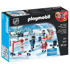Playmobil NHL 9017 Rivalitet På Dammen Adventskalender 2016