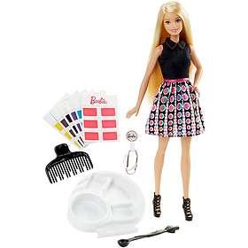 Barbie Mix 'N Color Doll DHL90